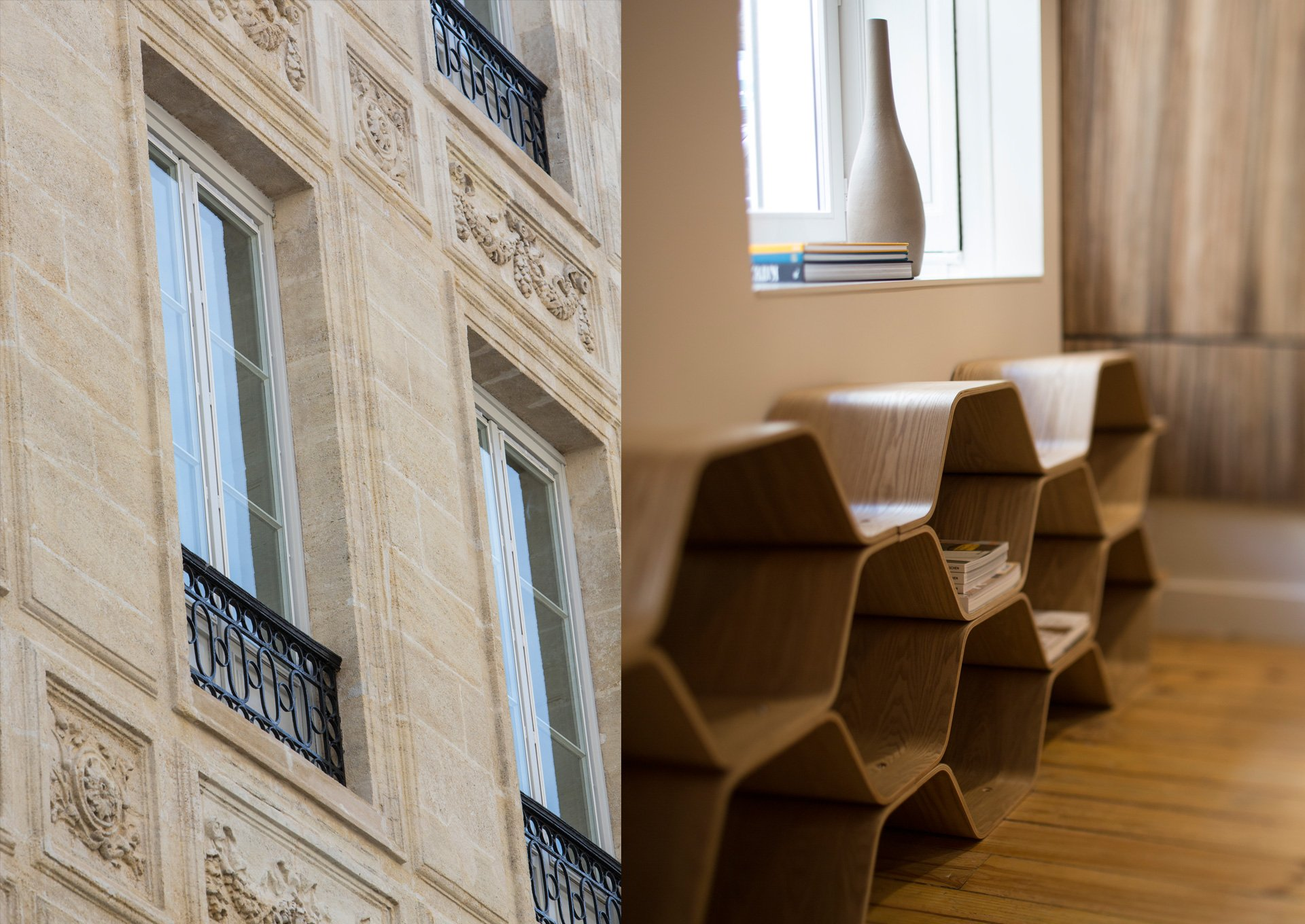 Hôtel de Tourny Atteret Design