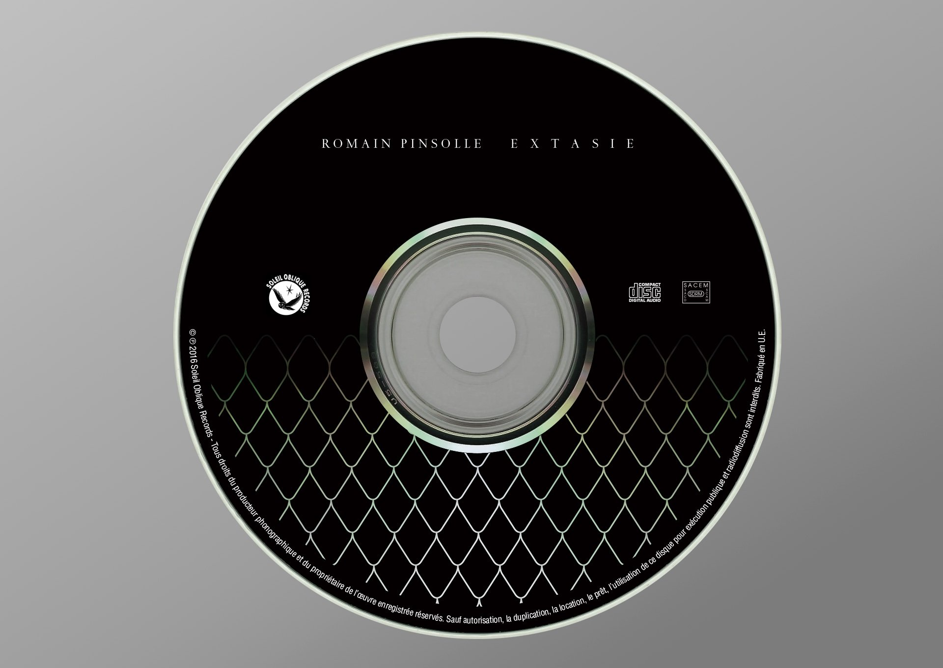 Romain Pinsolle – Extasie Atteret Design