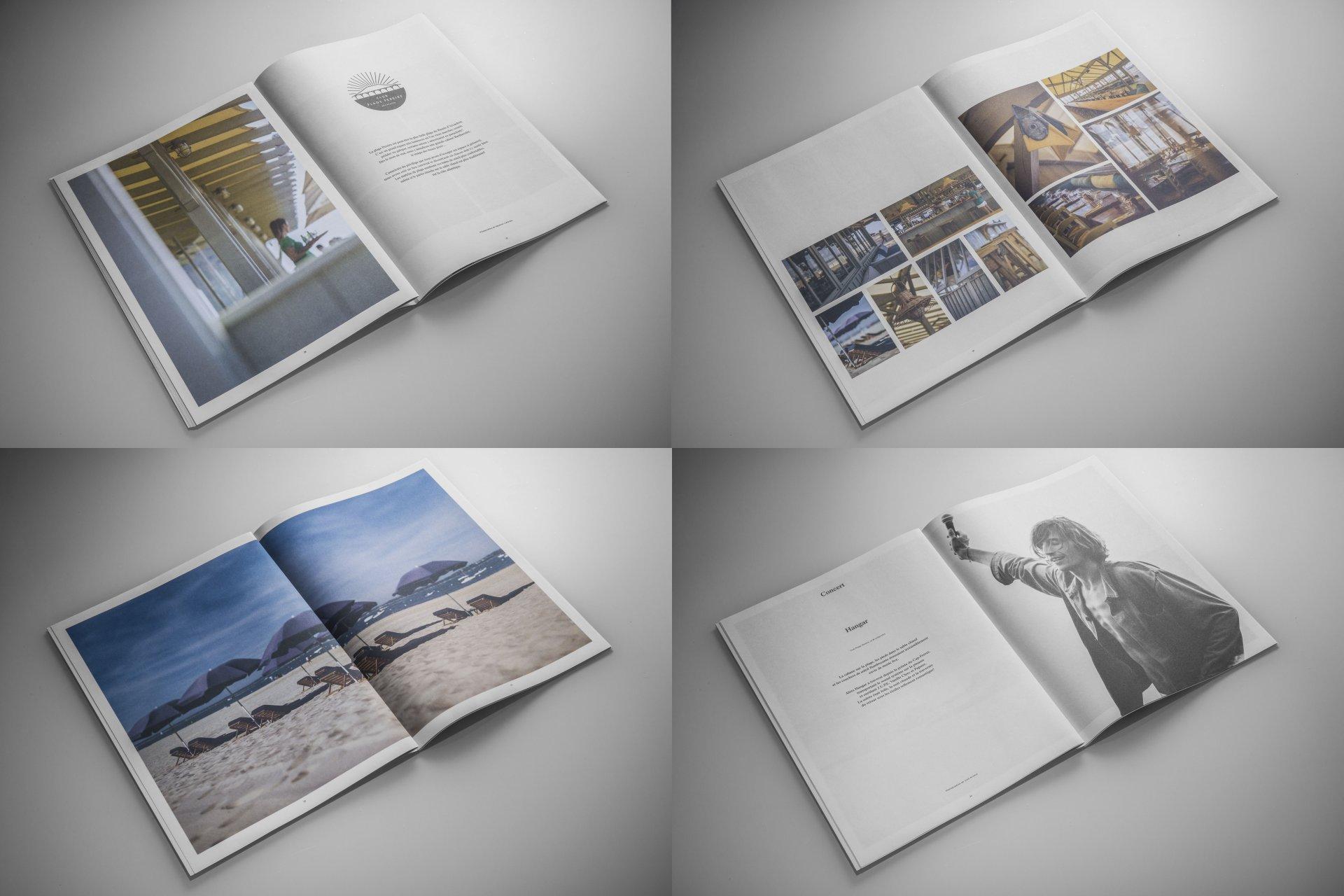 Compagnie Magazine Atteret Design