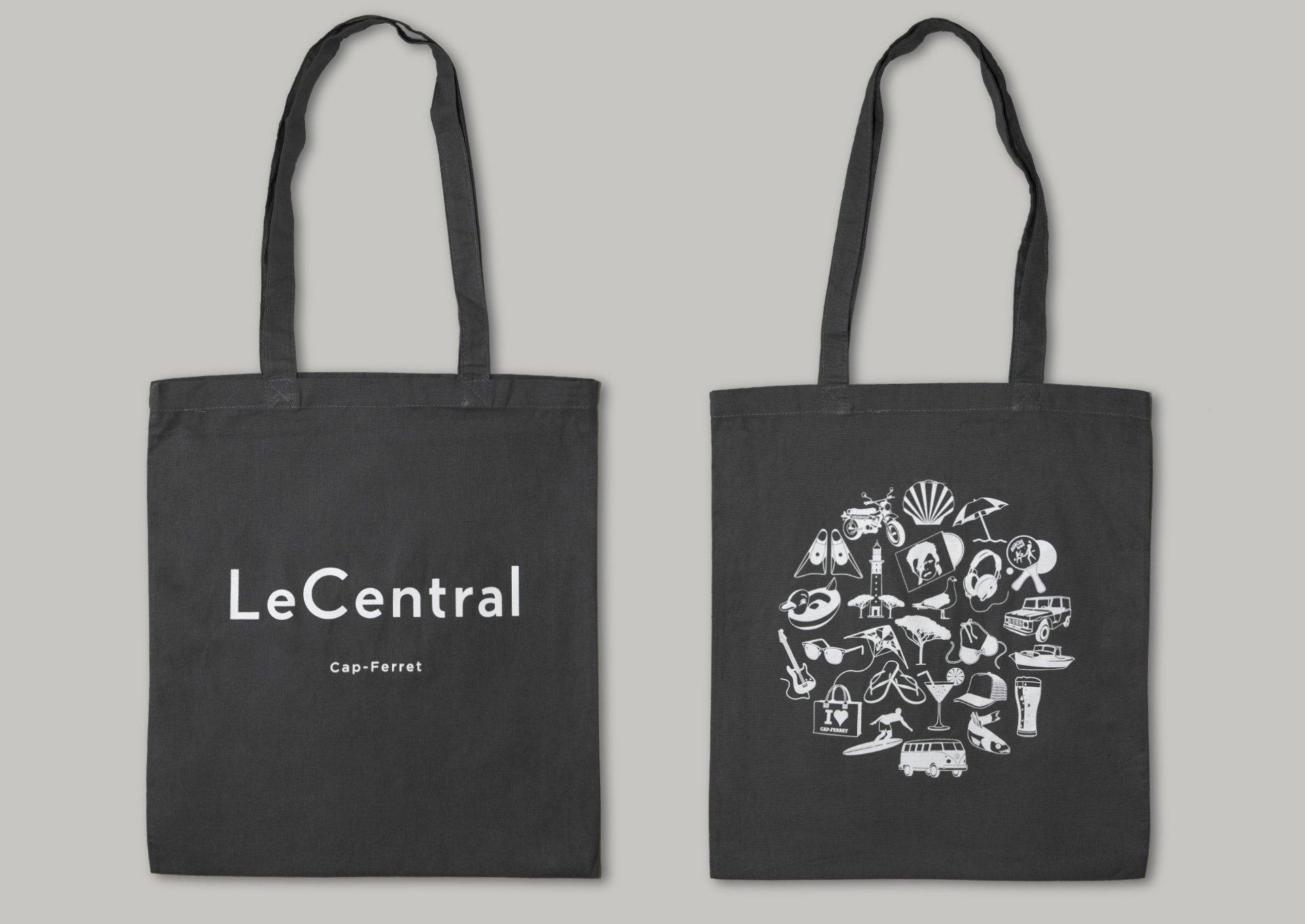Le Central Atteret Design
